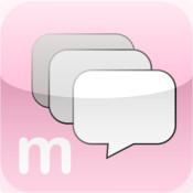 mixi ボイス Reader