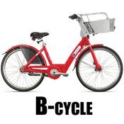 B-cycle Bike Share