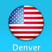 Denver Travel Map