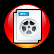 MPEG Movie Player mpeg4 to psp video