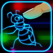 Ants Smasher Neon