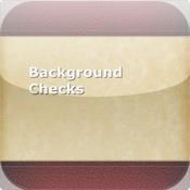 Background Checks.