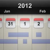 Timeline - Calendar timeline