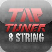 Tap Tuner 8 String spweb string