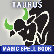 Taurus Spell Book magic spell words