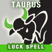 Taurus Luck Spell magic search spell