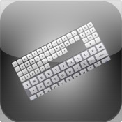 Extended Keyboard edge extended