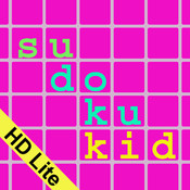 Kid Sudoku HD lite wizard games