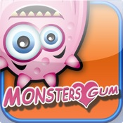 Monsters Love Gum