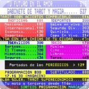 Teletexto Antena 3