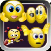 Animoticons + Emoji em 150 tft