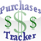 Purchases Tracker app purchases