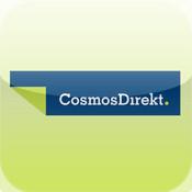 CosmosDirekt Help app bietet ihnen