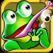 Adorable Froggy HD game cd