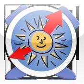 Mega Weather Clock