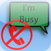 I`m Busy SMS Sender