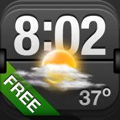 Weather Clock Free