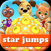 Eggsperts Star Jumps