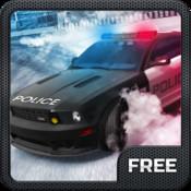 Police Car Crazy Drift