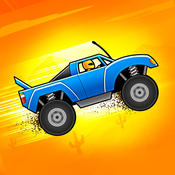 Baja Racing Climb On Hill - Extreme road trip ATV game for kids & Adults