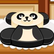 Panda Cake (Cooking Frenzy)