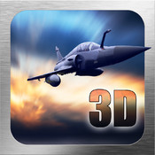 Sky War 3D - Super Sonic Jet Fighter