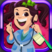 Crazy Dirty Messy Doctor`s Office - Free Kids Games for Girls & Boys