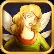 Magic Fairies - Fairy jigsaw and coloring book fairy magic words