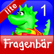 Math 1 - easy math with Fragenbär - lite