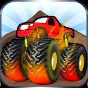 A Big Monster Truck Climb - PRO Multiplayer Game