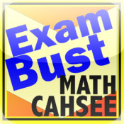CAHSEE Exit Math Flashcards Exambusters