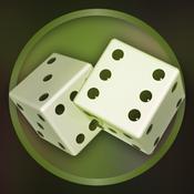 American Yahtzee Casino Dice Table - world casino gambling dice game