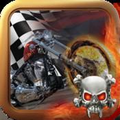 Cops target Hells Angels Pro : Harley Gang SuperBike hot lane racing persuit biker game