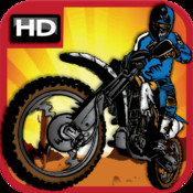 Dirt Bike Trails Race HD - Best Free Real GTI Motorbike Nitro Pursuit Racing Game