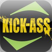 Kick-A*s Metamenus (Superhero Sidekick Edition)
