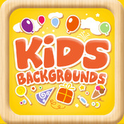 Kid`s Wallpapers & Backgrounds HD for iPhone