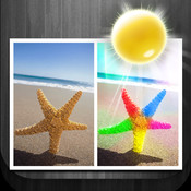 Light over pic - Natural light leaks Photo Editor by Fotolr light accounting