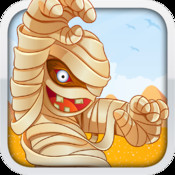 Mummy Poppers - Crash The Popping Mummy Out V:1.0.1 duct tape mummy
