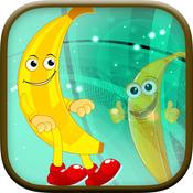 Rush Banana Run Kong Pirates Pro