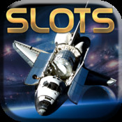 AAA Space Journey in Universe Slots Machine All-In Vegas Casino Game