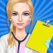 Doctor Girl`s Fashion Stylist - Hospital Star