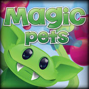Magic Pets - Candy Match Puzzle World