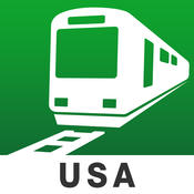 NAVITIME Transit - USA, transit app for subway,train and flight in United States