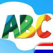 ABC voor Kinderen - Leer letters, cijfers en woorden met dieren, vormen, kleuren, groenten en fruit