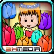 Sự Tích Hoa Tulip - Truyện Tranh Tương Tác Cực Hay cho Trẻ Em