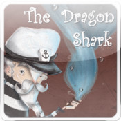 The dragon shark, Spain best-selling bedtime fairy story, a children's magical adventure story filled with the joyfulness of children day dragon story