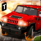 Infected City Drive HD - Adventure 3D Zombie Escape Car Driving Simulator Game