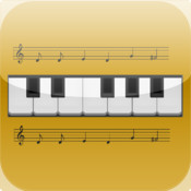Piano Note Trainer Free - Practice Sheet Reading