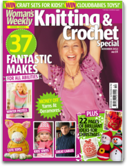 Woman`s Weekly Knitting & Crafting Magazine