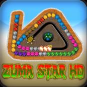 Zuma Star HD zuma xp theme